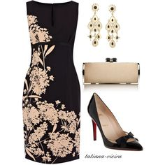 A fashion look from August 2012 featuring Oasis dresses and Kendra Scott earrings. Browse and shop related looks.