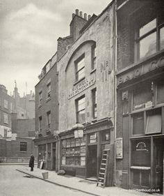Sheffield Street. via Peter Berthoud