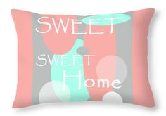 Jenny Rainbow Fine Art Throw Pillow featuring the photograph Sweet Sweet Home by Jenny Rainbow Designer Pillow, Pillow Design, Sweet Sweet, Sweet Home, Floor Pillows, Throw Pillows, Pillow Sale, Poplin Fabric, Fine Art Photography