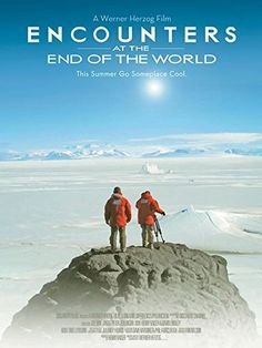 """In this one-of-kind documentary, Herzog turns his camera on a group of remarkable individuals, """"professional dreamers"""" who work, play and struggle to survive in a harsh landscape of mesmerizing, otherworldly beauty - perhaps the last frontier on earth."""