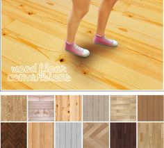 LinaCherie: 12 wood floor converted from TS2 • Sims 4 Downloads
