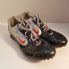 Nike Men's Bowerman Series Monsterfly Track And Field Shoes Spikes Size 9.5 #Nike #TrackandField