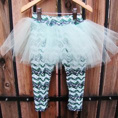 St. Patrick's Day Tutu Leggings  Pinch Proof by PickeeKids on Etsy