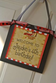 Jake And The Neverland Pirates Birthday Party Ideas | Photo 17 of 50 | Catch My Party