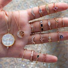 Dainty Jewelry, Cute Jewelry, Jewelry Accessories, Fashion Accessories, Jewelry Design, Fashion Jewelry, Jewlery, Women Jewelry, Jewelry Rings