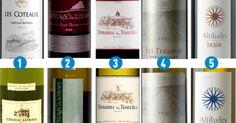 Liban : dix vins en rouge et blanc