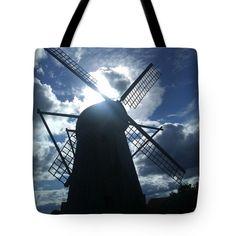 "Stir the Heavens Tote Bag 18"" x 18"""
