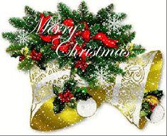 A Seasonal image from glitter-graphics.com - Merry Christmas!