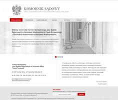 Bailiff - http://www.kancelaria-komornik.pl/