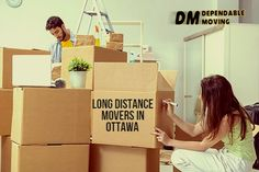 If you relocate or moving one place to another Dependable movers are available for you to meet your target. They moves homes ,storage's and home appliances. They have also local and long distances movers in Ottawa