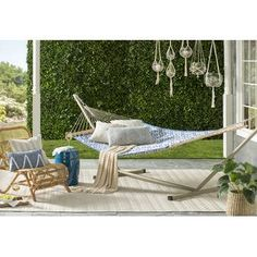 Get inspired by Coastal Outdoor Design photo by Joss & Main. Wayfair lets you find the designer products in the photo and get ideas from thousands of other Coastal Outdoor Design photos. Hanging Glass Planters, Hanging Plants Outdoor, Metal Wall Planters, Macrame Hanging Planter, Urn Planters, Plastic Planter Boxes, Window Planter Boxes, Fashion Art, Cedar Raised Garden Beds