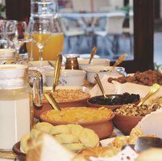 Desayunos en Villa Vicuña Cafayate