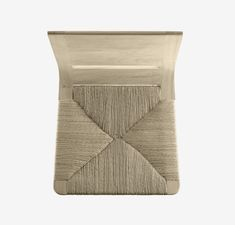 Alki Kimua Chair in Straw and Oak by Jean Louis Iratzoki