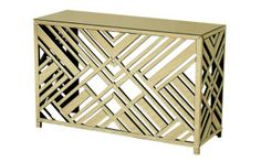 Mirror-and-steel-sideboard-20372