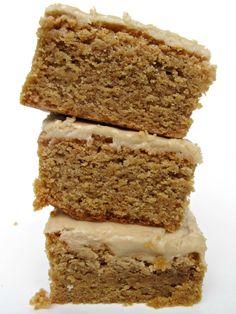 Brown Butter-Brown Sugar Bars