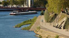 Rives de Saône : le bas port du Quai Gillet redessiné