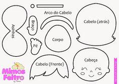 Atelie Cantinho DA ARTE: ABELHAS