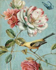 Spring Romance I Kunstdruck von Lisa Audit - AllPosters.at