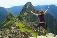 Yay!! I finished the Camino Inca!!
