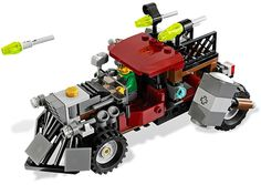 LEGO Monster Fighters Zombie Attack Car