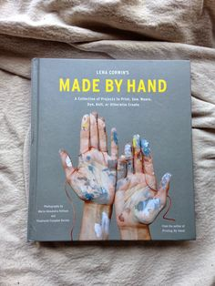 Made by Hand - must buy this book!