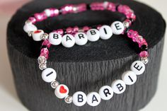 I ♥ Barbie party favors by Stargazinglily