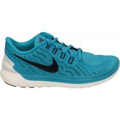 mooie Nike free 5.0 dames sneakers (Blauw)