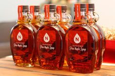 Northink Maple Syrup - Holiday Gift Packaging