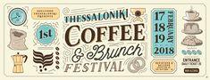 1st Thessaloniki Coffee & Brunch Festival TIF Helexpo Egnatia 154, 54636 Soluň https://www.facebook.com/events/327745634356256/