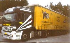 Kralowetz,  Österreich     MB Actros LH