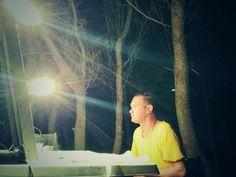 #andro.id #truccoselvaggio #backstage #sei