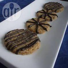 75g oats    75g butter    30g pistachios    45g flour    ½ tsp baking powder…