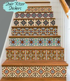 Vinyl Stair Decals For Staircase Riser Decor Decorative Stair - Boat decals adelaide   easy removal