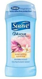 Coupon for $0.50 off One Suave Everlasting Sunshine Shampoo, Conditioner, Body Lotion or Deodorant Product (Excudes Travel and Trial)