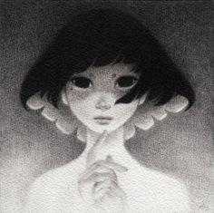 Image of ORIGINAL DRAWING: Chouko