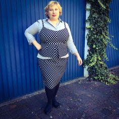 Miss Kittenheel | vintage | plus-size | style