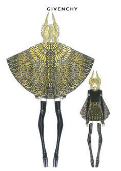 Madonna Super Bowl Costume Illustration