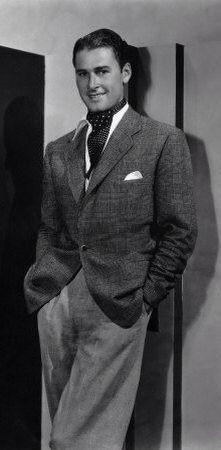 Errol Flynn, c. 1935 // by Everett