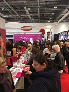 Professional Beauty Show London Feb 2017 #IntimateWaxing #Training