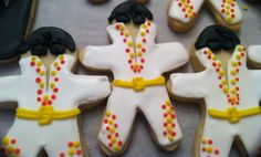 Elvis Cookies! by Allie's Sweet Tooth  @Kyria Hicks! I thought of your Gma =)