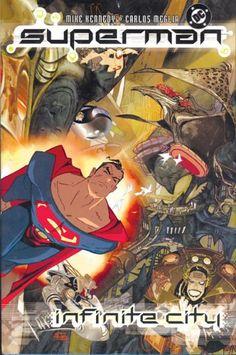 Superman: Infinite City by Mike Kennedy,http://www.amazon.com/dp/1401200664/ref=cm_sw_r_pi_dp_m8Frtb0GQB2CVH6A