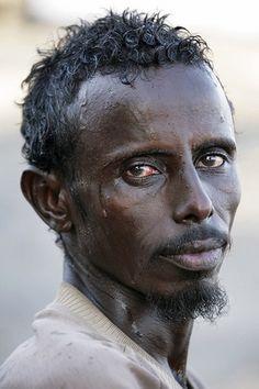 Shilluk Man from Sudan