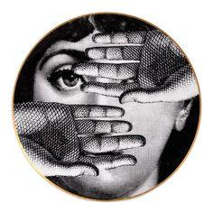Illustrations Vintage, Piero Fornasetti, Plates On Wall, Dark Art, Collage Art, Muse, Pop Art, Artsy, Drawings