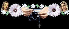 CRISTO minha CERTEZA: Rosário de Nossa Senhora