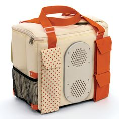 Check out this 32 Litre - 12 V Electric Cooler Bag (Orange) from MiniFridge.co.uk