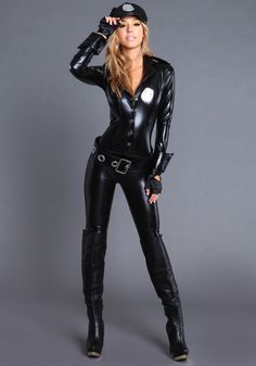 sc 1 st  Pinterest & Cop Costume Bustier | Cop costume and Costumes