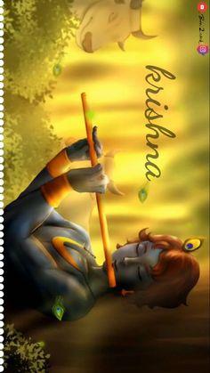 Krishna Gif, Radha Krishna Songs, Krishna Flute, Krishna Statue, Radha Krishna Images, Cute Krishna, Lord Krishna Images, Radha Krishna Photo, Shiva Songs