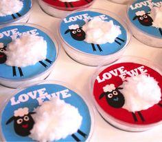 Project Denneler: Cotton Candy Valentine