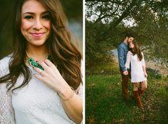 allie + dan [trabuco canyon engagement] » Lauren Scotti Photographer » Creative wedding and portrait photography serving Orange County, available worldwide