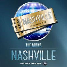 I'm a VIP with all access to Nashville. Go to The Arena and claim your pass.